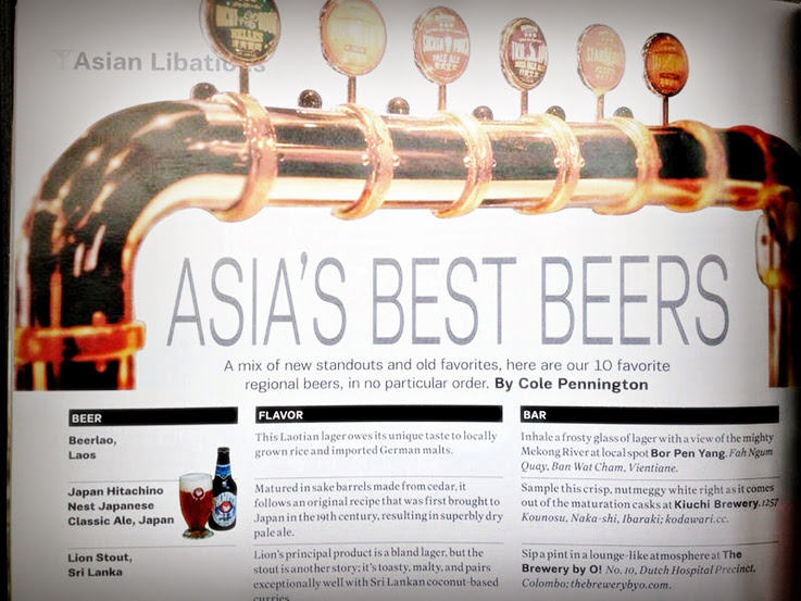 Thailand No.1 Craft Beer
