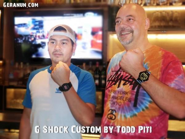 G shock collectors