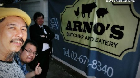 STEAK ARNO'S BUTCHER AND EATERY