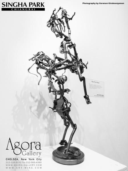 Metamorphosis: Banjerd Lekkong a Solo Exhibition
